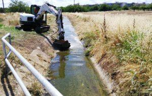 Francavilla: avviati i lavori di manutenzione straordinaria del Canale Pendinelle