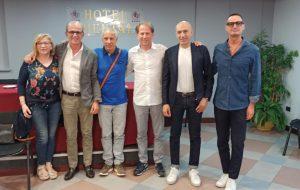 """Il Dott. Franco Tomei è il nuovo presidente dell'Associazione """"Brindisi vola a canestro"""""""