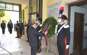 Celebrato il 206° annuale di fondazione dell'Arma dei Carabinieri.