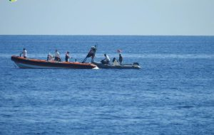 Pescatori di frodo a Torre Guaceto: il Consorzio sorprende 3 barche