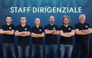 La Dinamo Basket Brindisi riparte: confermato l'intero staff dirigenziale