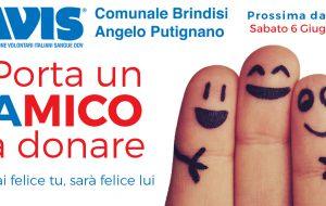 Donazione Sangue: Sabato 6 raccolta Avis all'ex Ospedale Di Summa