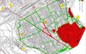 Dal 1 Luglio il centro storico di Brindisi chiude al traffico dalle 20.00 alle 02.00