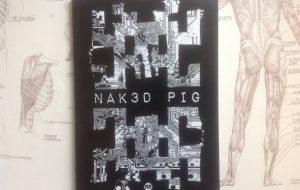 NAK3D PIG pubblicato il primo fumetto dell'artista mesagnese Francesco D'Apolito, in arte Nessuno Niemand