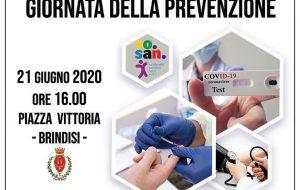 Giornata della prevenzione: Lions in Piazza Vittoria per il test anti-Covid
