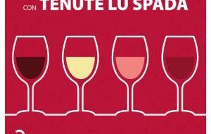 Mercoledì 24 degustazione di Tenute Lu Spada presso il Wine bar Barrique di Brindisi