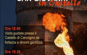 Festa di San Giovanni al Castello di Carovigno
