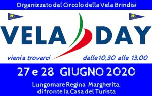 """A Brindisi weekend con il """"Vela Day"""""""