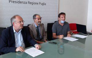Sottoscritto a Bari l'accordo tra Provincia di Brindisi e ARPAL per centri impiego del territorio provinciale