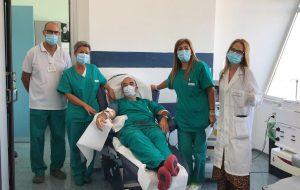 Due nuove donazioni di plasma iperimmune al Perrino di Brindisi
