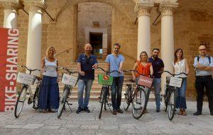 Francavilla: cresce il parco biciclette del bike sharing