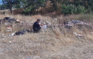 Discarica abusiva su terreni del Comune di Brindisi: indagano i Carabinieri Forestali