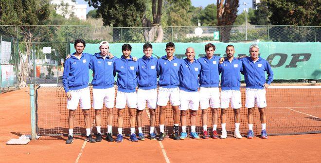 Tennis, serie B: il CT Brindisi espugna Trani e centra la salvezza diretta
