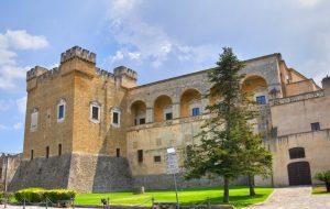 Mesagne, visite guidate e percorsi culturali per i bambini al Castello e Museo