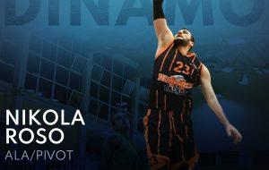 Un gigante croato per la Dinamo Basket Brindisi: ecco Nikola Roso