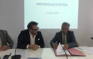 Innovazione post Covid: firmato protocollo d'intesa tra Confindustria Brindisi e UniSalento