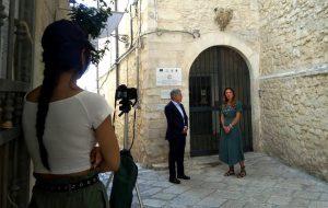Siglata l'alleanza tra Giusy Resta e Carlo Gasparro, che converge con il suo gruppo politico nella Coalizione Rosa-Verde