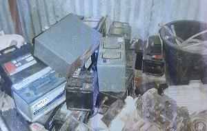 Francavilla Fontana: rottamatore abusivo accumulava rifiuti anche pericolosi, denunciato l'esercente