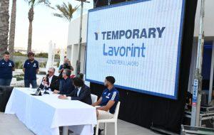 """""""Temporary & Lavorint – Agenzie Per Il Lavoro"""" è il nuovo Platinum Sponsor Happy Casa Brindisi"""
