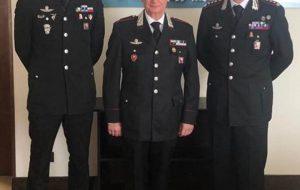 Dopo 41 anni di servizio attivo va in pensione il Tenente Daniele Cocciolo