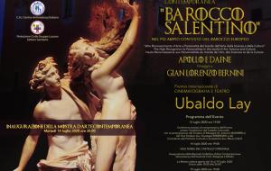 """Da domani a Mesagne la Biennale internazionale di arte contemporanea """"Barocco Salentino"""""""