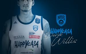 Un'ala tiratrice del Kentucky per la Happy Casa Brindisi: Derek Willis