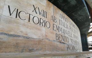 Terminati i lavori della Fontana dell'Impero