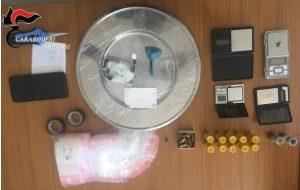Droga ed armi: arrestato 46enne