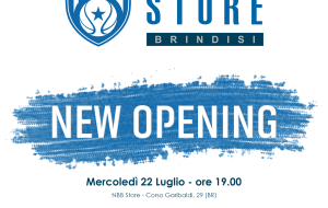 Il New Basket Store si rinnova: stasera la riapertura