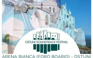 Presentata la prima edizione dell'Ostuni Soundtrack Festival OSF