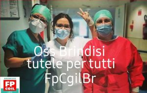 "FP Cgil Brindisi: ""OSS diritti per tutti"""