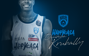 Happy Casa Brindisi ingaggia il centro Ousman Krubally