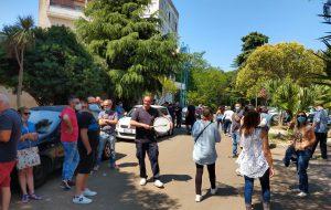 Sanitaservizi: manifestazione sindacale per la stabilizzazione dei lavoratori