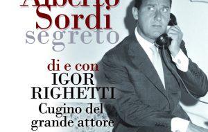 """A Latiano Igor Righetti con """"Alberto Sordi segreto"""": il 4 settembre nel Palazzo dei Domenicani"""
