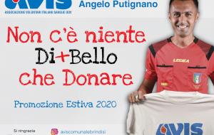 Non c'è niente Di + Bello che donare: parte la campagna estiva dell'Avis di Brindisi