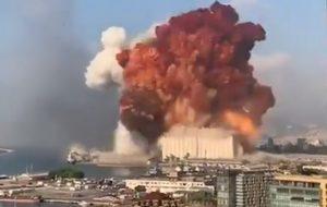 Esplosione Beirut: partito da Brindisi volo umanitario della Cooperazione italiana