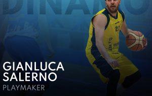 La Dinamo Basket Brindisi piazza il colpo: dalla Gold arriva il play Salerno