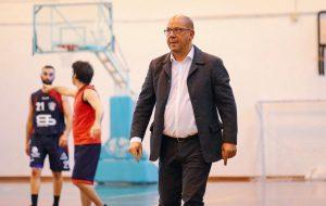 Gianpaolo Amatori riconfermato capo allenatore del Carovigno Basket per la stagione 2020/21