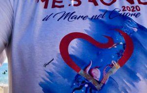 """La fondazione """"San Giorgio"""" sostiene la """"Casa di Zaccheo"""", in vendita le magliette """"Mesagne 2020, il Mare nel Cuore"""""""