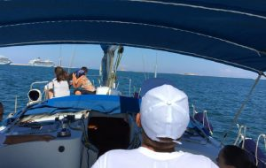 """Concluso il progetto """"Insieme in barca a vela"""", emozioni condivise e tanto divertimento"""