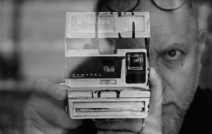 Il Polaroider Alan Marcheselli a Brindisi per Inphoto
