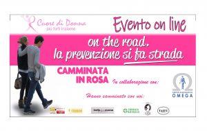 """""""On the road. la prevenzione si fa strada"""". On line l'evento virtuale per promuovere la prevenzione"""