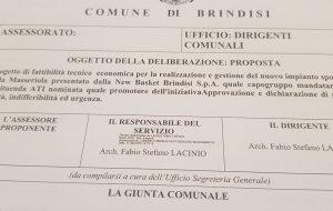New Arena: la Giunta approva progetto, disciplinare e schema di convenzione