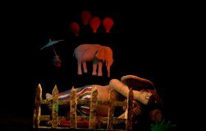 """Teatro Madre Festival: stasera """"L'elefante Smemorato e la papera ficcanaso"""" in scena al Parco Archeologico di Santa Maria di Agnano"""