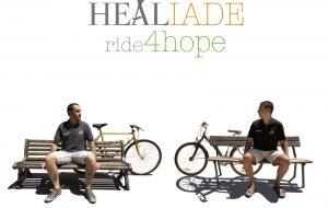 """Il 1 Settembre arriva a Brindisi """"HEALiade/Ride4Hope"""" un viaggio in bici per la ricerca"""