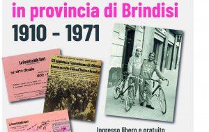 """Giornate Europee del Patrimonio 2020: all'Archivio di Stato una mostra su """"Gare ciclistiche in provincia di Brindisi. 1910-1971"""""""