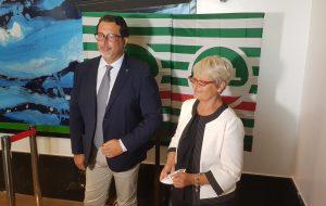 Antonio Castellucci eletto Segretario generale Cisl di Puglia