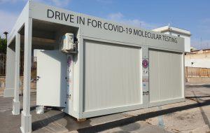Amati annuncia l'apertura di nuovi Covid drive-in a San Pietro e Fasano