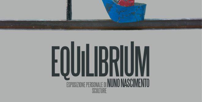 Equilibrium: a Brindisi la mostra personale di  Nuno Nascimento