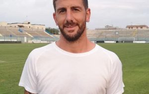 Il Brindisi FC tessera Francesco D'Angelo
